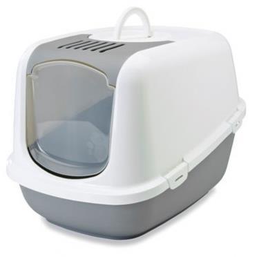 196e97cf871a7c Kuweta kryta Nestor Jumbo toaleta dla dużego kota - Tukan24