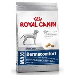 ROYAL CANIN Maxi Dermacomfort choroby skóry 12kg