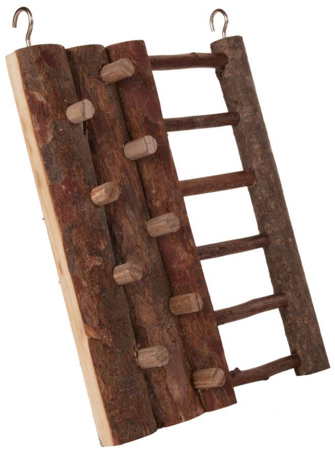 Cudowna Trixie drewniana ścianka do wspinania, plac zabaw dla chomika XK11